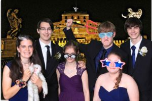 HCA Banquet Photo Booth Photo