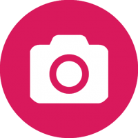 A Photo booth camera icon